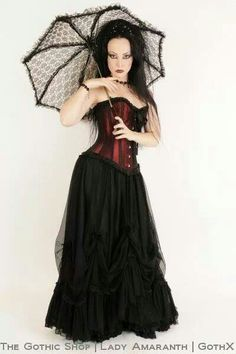 Lady Amranth  #goth #gothic #gothicfashion