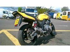 Honda cb400 Super Four - http://motorcyclesforsalex.com/honda-cb400-super-four/