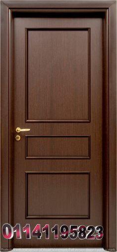 ابواب خشب مودرن Modern Door Doors Decor