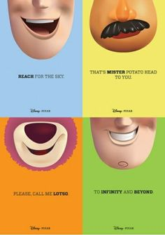 Toy story 3 ads :)