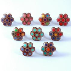 Anillos de Lápices de Colores de ZincWhite en Ecomania