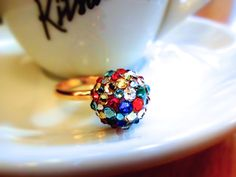 YURIKALAMODE a Paris / JULICA: Cafe Kitsune & BONBON RING