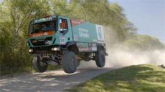 Dakar 2015 - Iveco - Petronas Team De Rooy