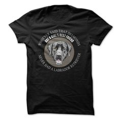 Whoever Said That Diamonds Are A Girls Best Friend Dog T Shirt #3 #legged #dog #t #shirts #dog #t #shirt #for #humans #dog #t #shirt #printing #english #dogs #t #shirt