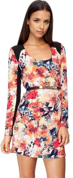 Elliatt Embers Dress on shopstyle.com.au