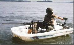 They Cut The Coast Guard Budget Again