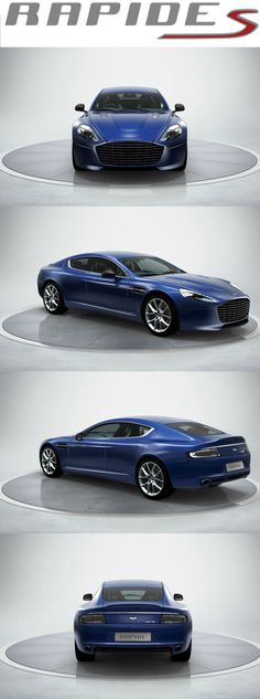 Aston Martin Rapide S. Design your dream Aston Martin with our configurator. http://www.astonmartin.com/configure #AstonMartin