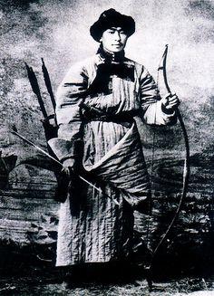 Buryat Mongol.
