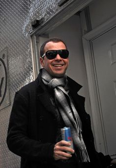 Donnie Wahlberg (Danny Reagan in Blue Bloods)