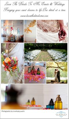 Indurthy Gregoire Wedding by Leave the Details to Me Event and Wedding Consulting