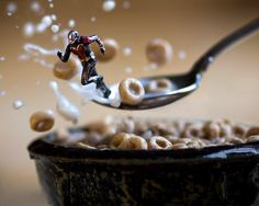 Funny Toys Photographed in Real Life – Fubiz Media
