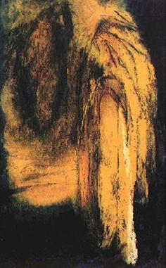 Sem Título 1960 | Tomie Ohtake óleo sobre tela 120.00 x 80.00 cm Tomie Ohtake, Goncalves, Action Painting, Cultural, Collages, Abstract Art, Fine Art, Illustration, Frames