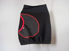 Skirt Black and Black Dots / Zboží prodejce Carri Boom Sewing Clothes, Diy Clothes, Black Dots, Fashion Details, Textiles, Minimalist Fashion, My Style, Cloths, Womens Fashion