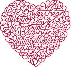 Letterheart!