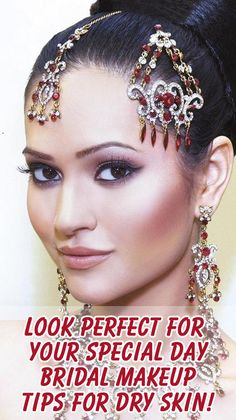 Best Wedding Makeup For Dry Skin : 1000+ images about Indian - Eastern Makeup on Pinterest ...