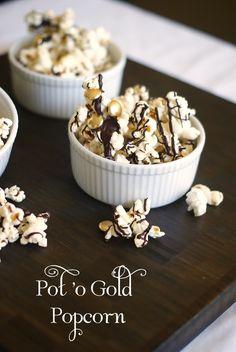 POT 'O GOLD POPCORN http://bakeat350.blogspot.com/2012/03/pot-o-gold-popcorn.html?m=1