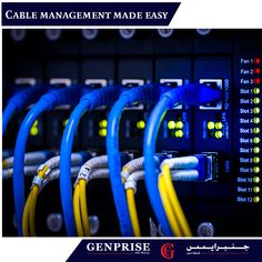 At Genprise Co., we deal in a variety of cable management systems and equipment that are suitable for commercial and corporate uses. To know more about our products, do visit www.genpriseco.com/