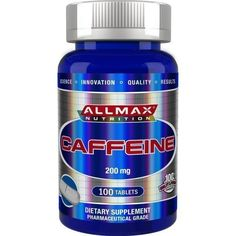 FREE from #iHerb ALLMAX Nutrition Caffeine 200 mg $9,99 OFF - Now FREE ! #RT #Vegan #Deals Discount applied cart
