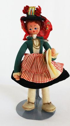Adorable Maria Helena Portugal Doll from the by UniqueWorldDolls