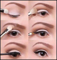 Maquillaje ligero y de dia