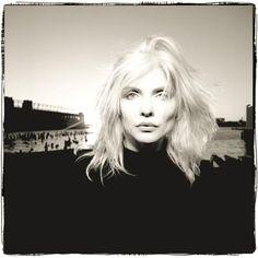 Debbie Harry, Blondie, NYC, 1985