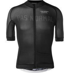 Pas Normal Studios Race-Fit Zip-Up Cycling Jersey