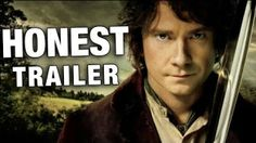 "If ""The Hobbit"" Had An Honest Trailer"