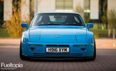 Porsche 944 S2 | by Dan Fegent
