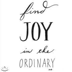 #inspiration #joy