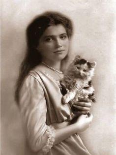Grand Duchess Maria of Russia She was beautiful