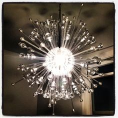 Transform the IKEA Stockholm Lamp into a Sputnik-Style Chandelier — Ikea Hackers | Apartment Therapy