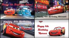 Disney Lightning McQueen Mater Cars 2 Movie Birthday Party Banner Decorations - A beautiful showpiece for your child's birthday and a wonderful keepsake. Dimensions: 3' x 1.6' Printed on high quality, white 10oz. vinyl, which is flexible material with a matte finish and is fade-resistant, tear-resistant, and flame-retardant. Banners are professionally printed and are shipped rolled. Your banner will never be folded, so it will have no creases. $29.95