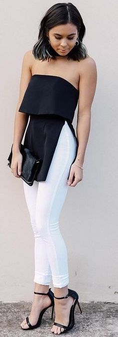 #summer #peppermayo #outfits   Black And White                                                                                                                                                                                 More