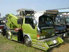 菊友会. New Trucks, Custom Trucks, Las Vegas Slots, Road Train, Cardboard Art, Truck Design, Man Caves, Car Wheels, Kustom