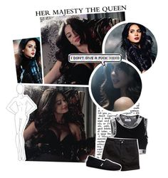 """☾ i don't give a f_ck, xoxo. 