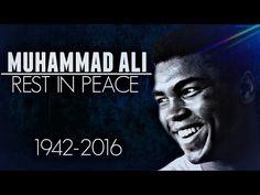 Muhammad Ali Dies at Age 74 - YouTube