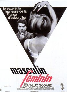 Masculino Feminino, de Jean Luc-Godard