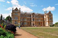 Montacute House (XVIe), Montacute, South Somerset, Angleterre, Royaume-Uni.