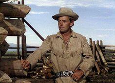 Gunfighters! - Alan Ladd as Shane (1953).