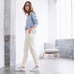 Pantalon velours R studio