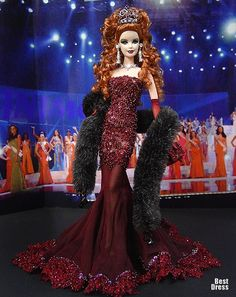 Miss Scotland | Ninimomo's Barbie. Europe. 2009/2010