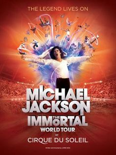 After the success of Cirque du Soleil's ONE, the launch of the Michael Jackson IMMORTAL Tour showed just how enduring the performance artist's music is.