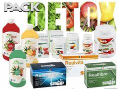 Iniziamo bene i nostri programmi e partiamo dalla Disintossicazione... per un piano più dettagliato rivolgetevi al vostro consulente alimentare a un nostro distributore o visionando i pacchetti sul nostro sito... www.mysnep.com