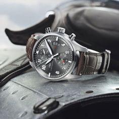 IWC Pilot's Watches Spitfire Chronograph
