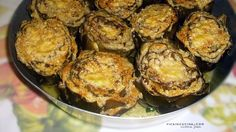 The stuffed artichokes Sicilian style are one of the typical dishes that you can find in the traditional cuisine of Messina. Recipe with step by step pics.