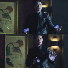 Magnus Bane and his cat eyes #MagnusBane #Shadowhunters