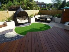 Landscaping - Creative Solutions Design and Building Services Ltd #modernlandscapedesign