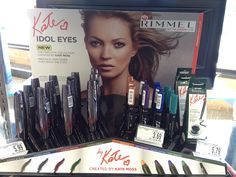 Rimmel Kate Idols Eyes The First Eye Collection Created by Kate Moss