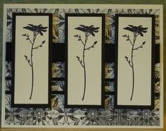 Of the Earth in Black and White by woodknot - Cards and Paper Crafts at Splitcoaststampers