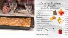 Pâté aux pommes de Mireille Julie Andrieux, Gateaux Cake, Beef, Desserts, France, Diorama, Food, Muffins, Cooking Recipes